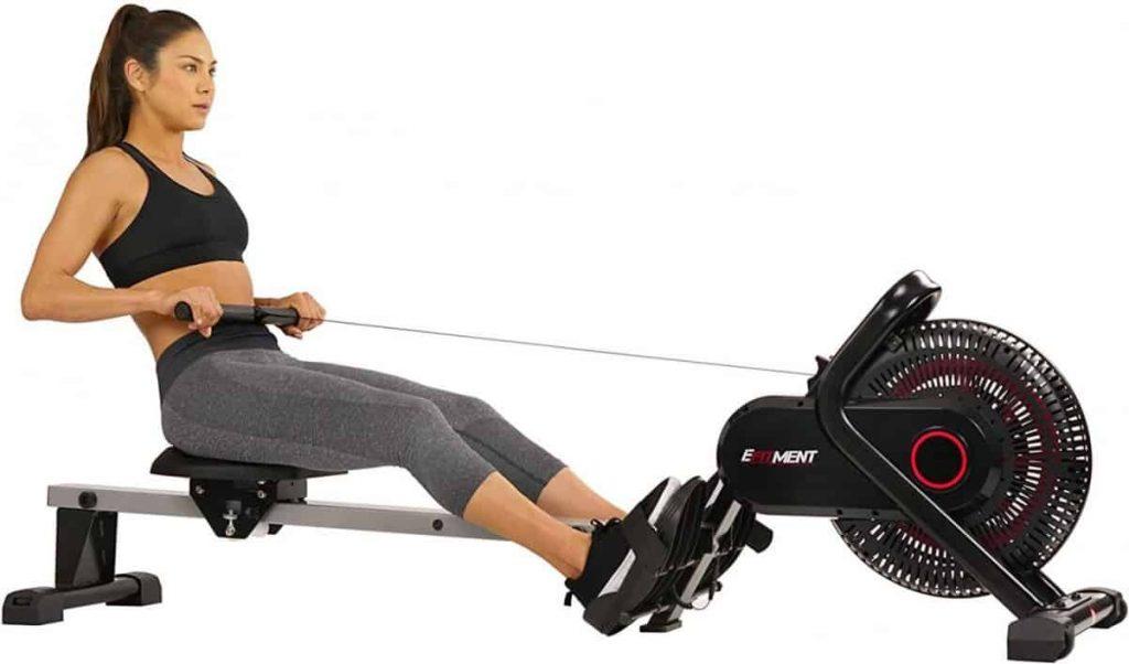 Air Rowing Machines