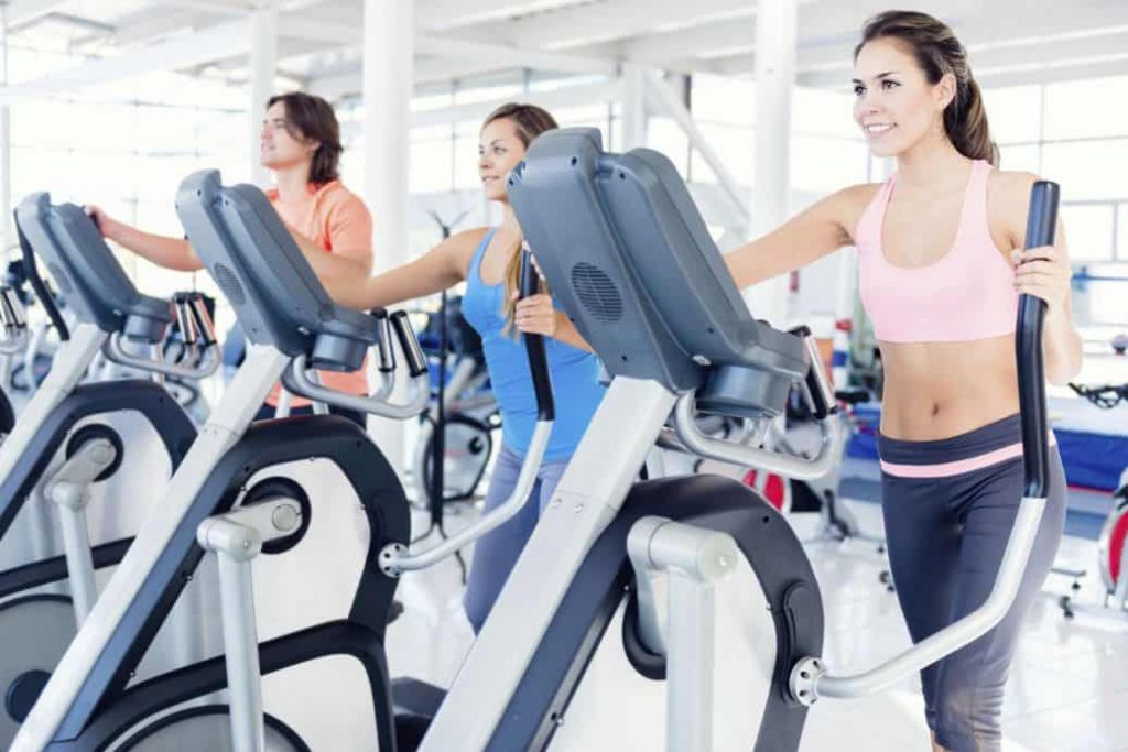 Can a Cross Trainer Help Me Tone & Grow My Muscles
