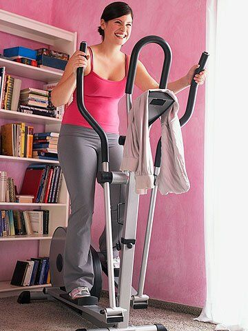 Frequently Asked Questions About Using a Cross Trainer When You're Pregnant.jfif