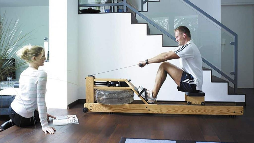 How Effective is a Magnetic Rowing Machine Workout