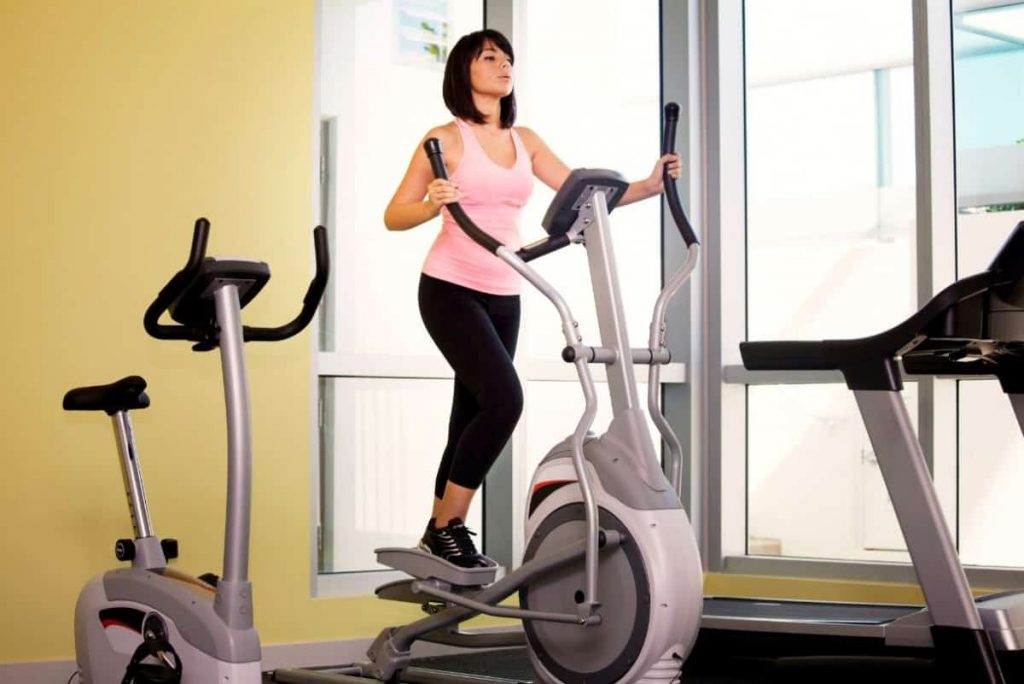 How Often & Long Should I Use a Cross Trainer For To Workout With