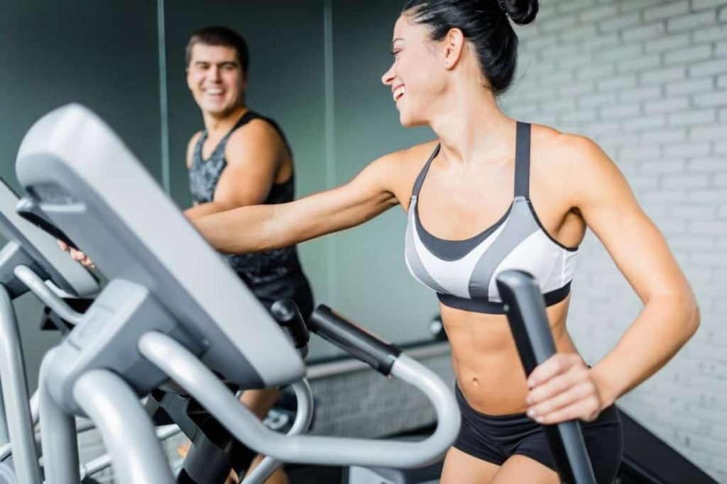 How To Lose Weight & Tone With a Cross Trainer