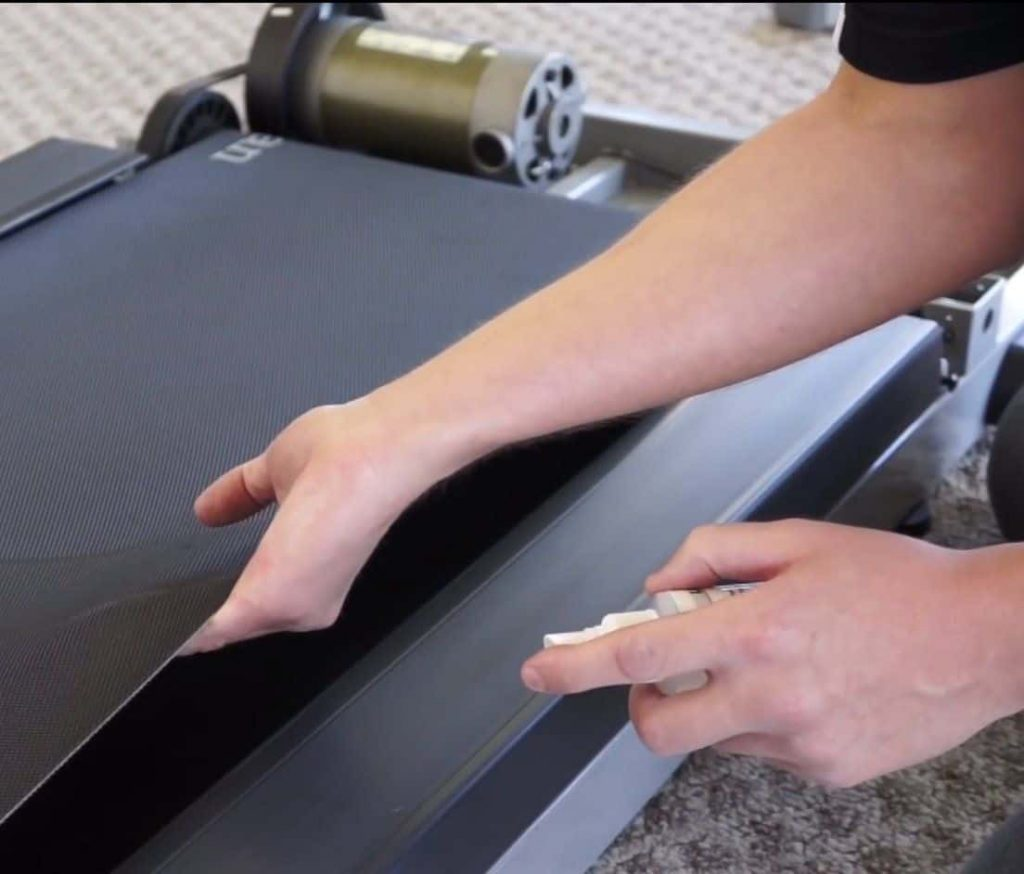 How To Lubricate Your Treadmills Belt