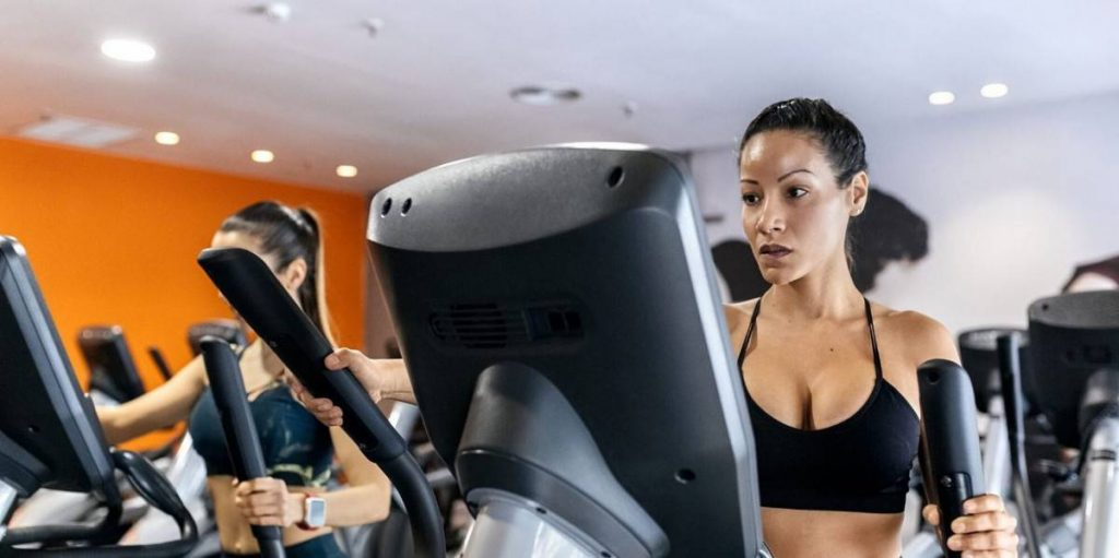 How To do HIIT On An Elliptical