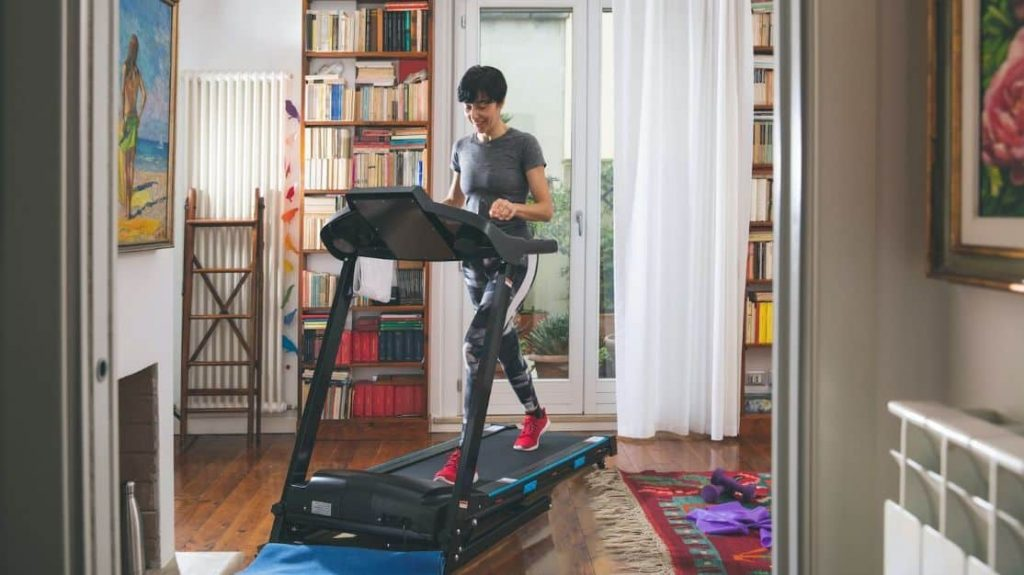 Make Sure Your Treadmill Is Placed Level