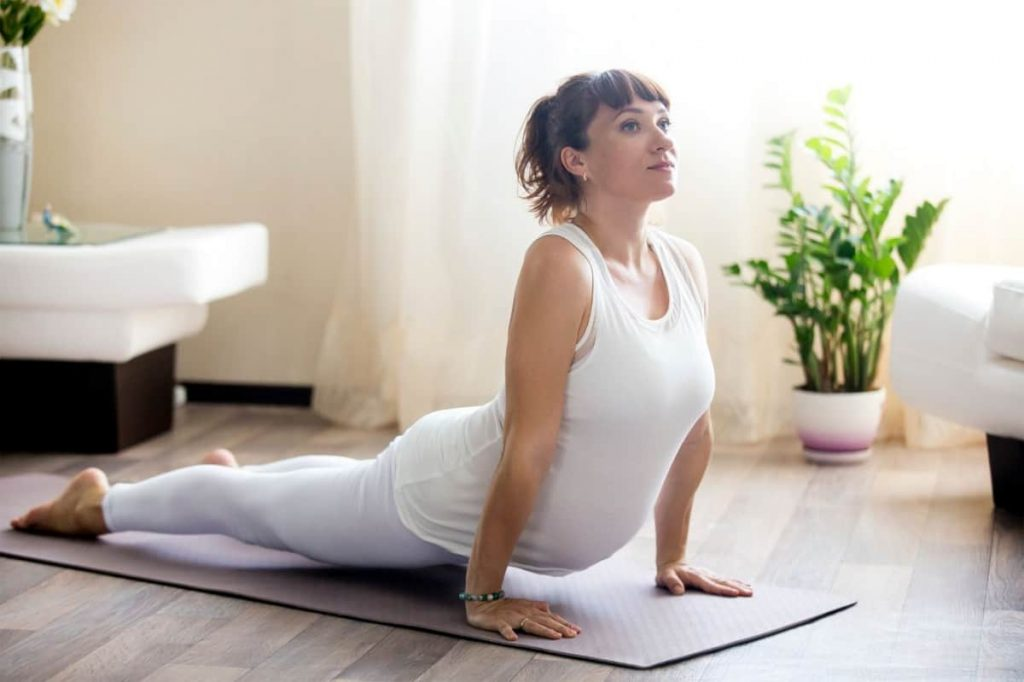 Other Exercises To Try When You're Pregnant