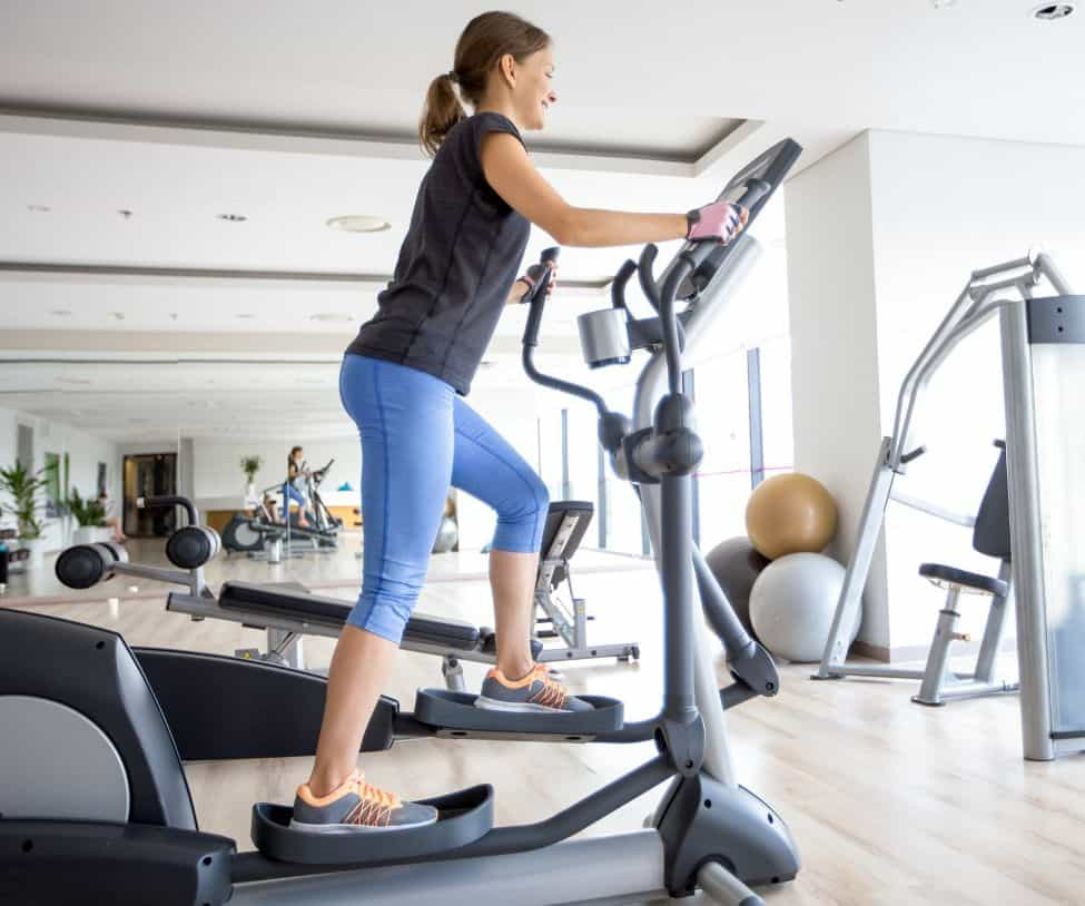 The Right Amount Of Time You Should Be Spending On Your Cross Trainer