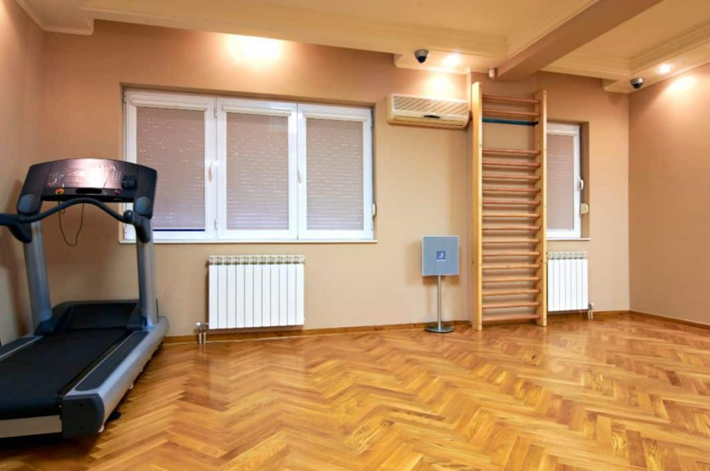 Using a Treadmill On Hardwood Flooring - Everything You Need To Know