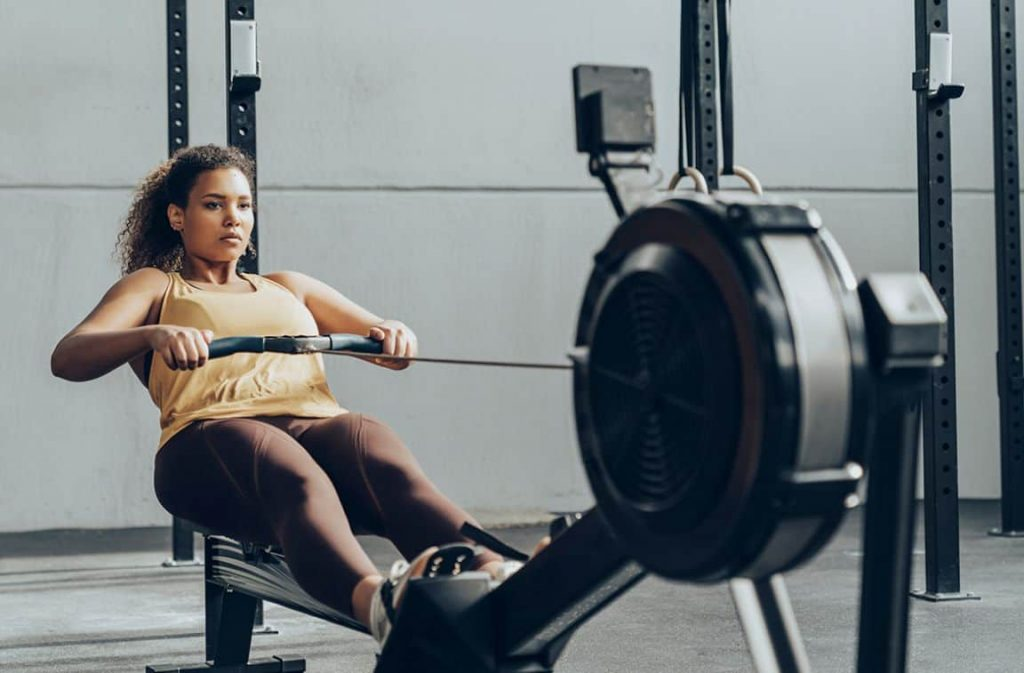 What Is A Better Cardio Workout Rowing Machine Or Exercise Bike 2