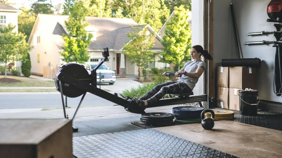 What's the Science Behind Rowing Machines