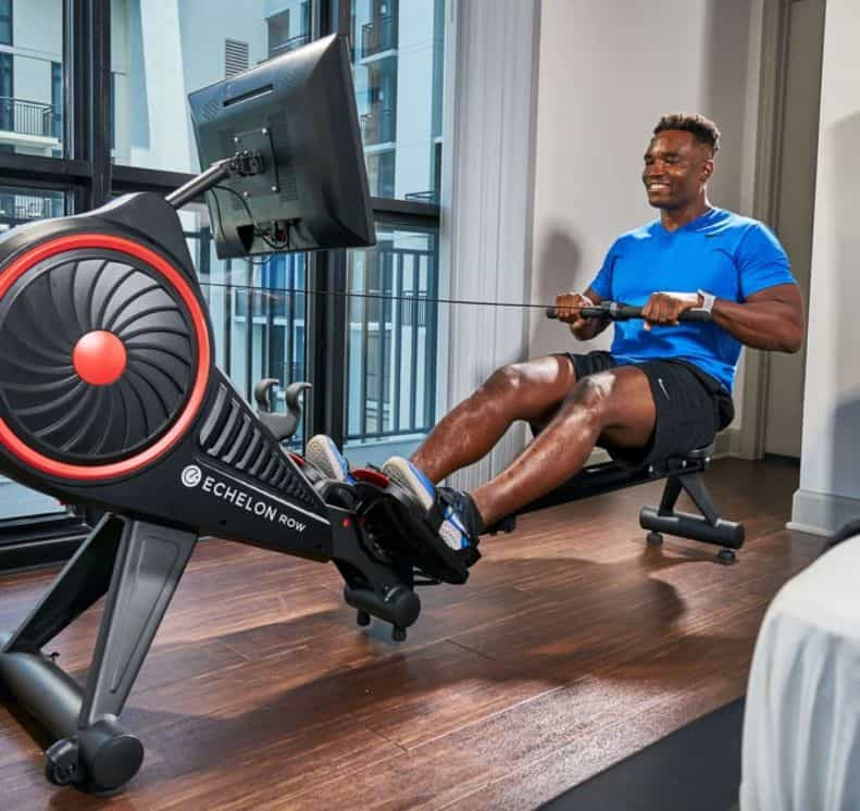 Why rowing machines are good for cardio