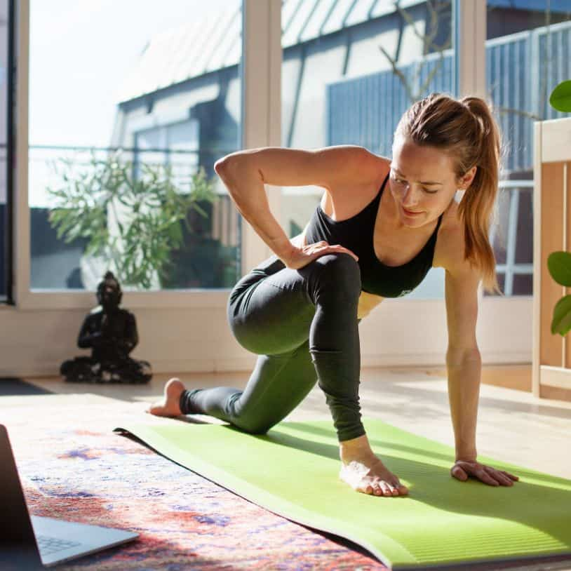 Will a Yoga Mat Be As Effective As a Treadmill Mat
